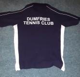 DTC Junior Polo with Club on Rear