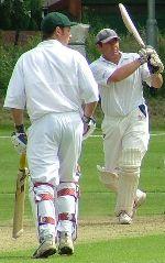 Senior cricket