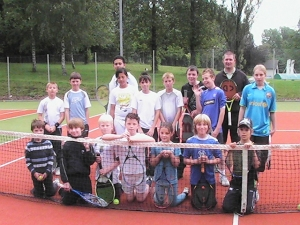 Tennis Camp July 08
