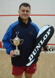 Jimmy Wells West Masters Champion 08