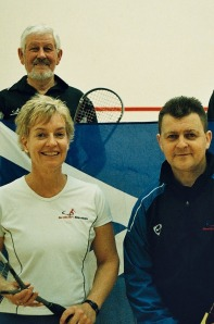 Bridge of Allan Masters Winners 09: (From the top) Davy Rogan, Sue Strachan, Jim Wells