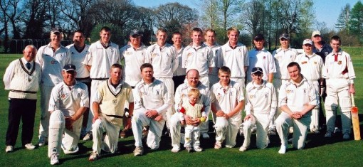 Dumfries CC 2009 Homecoming Teams