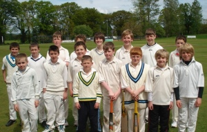 DG U13 League: Dumfries East and West teams