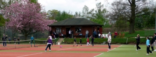 2009 Dumfries Tennis Club Open Day