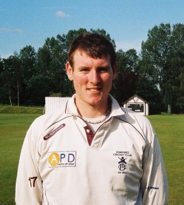 Half Century for Dumfries's Alan Davidson