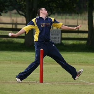 Scottish 20/20 Semi-Final: Chris Bellwood stunned Greenock by taking 6 wickets fro 14, copyreight Cricket Scotland