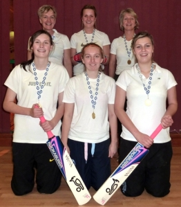 Dumfries Women win at Peebles