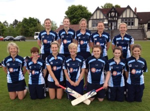 Dumfries Women on their National League debut