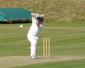 Captain's innings from Bevo