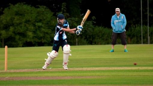 Rachel opening against St Boswells