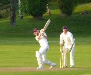 Niall hit 90 not out on Sunday