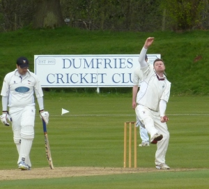 Scott Beveridge, 4 wickets and selection for the Border Reivers