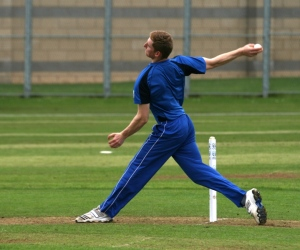 Alexander took three wickets for the Reivers © David Potter