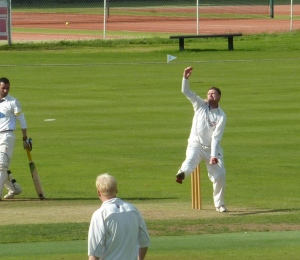 Bevo took four East Kilbride wickets