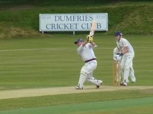 McCutcheon hits out for Nunholm