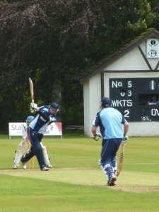 Al top scored with 83no for Dumfries