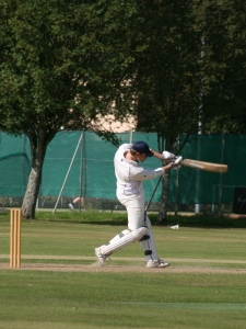 Marcus scored 173 for Nunholm