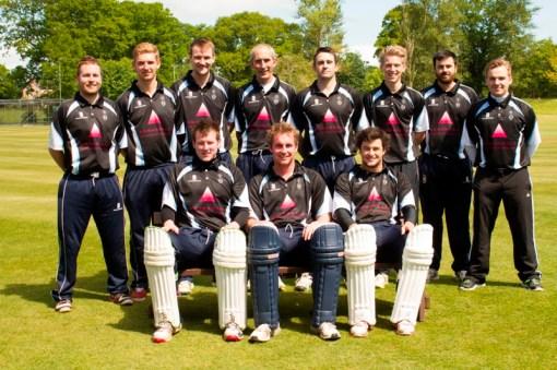 Dumfries team on Sunday © SVZ Photography UK