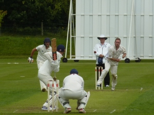 Chris McCutcheon took four wickets for Dumfries